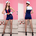 Women Halloween Role-playing Navy Sailor Game Uniform Night Club Bar Party Game Sexy Costumes Women Delight Halloween Cosplay
