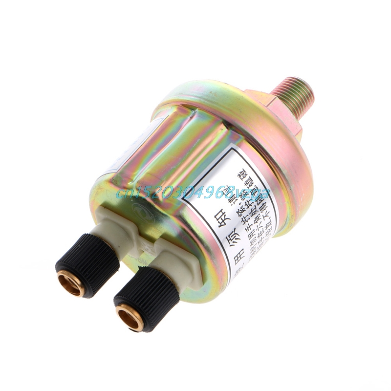 Switch Nice 1/8 NPT Engine Oil Pressure Sensor Gauge Sender Switch Sending Unit Tool Parts #H028#