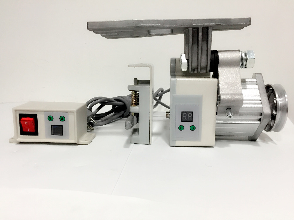 400W Energy Saving Brushless Servo industrial houshold Sewing Machine Motor FOR siruba singer janome brother pfaff bernina