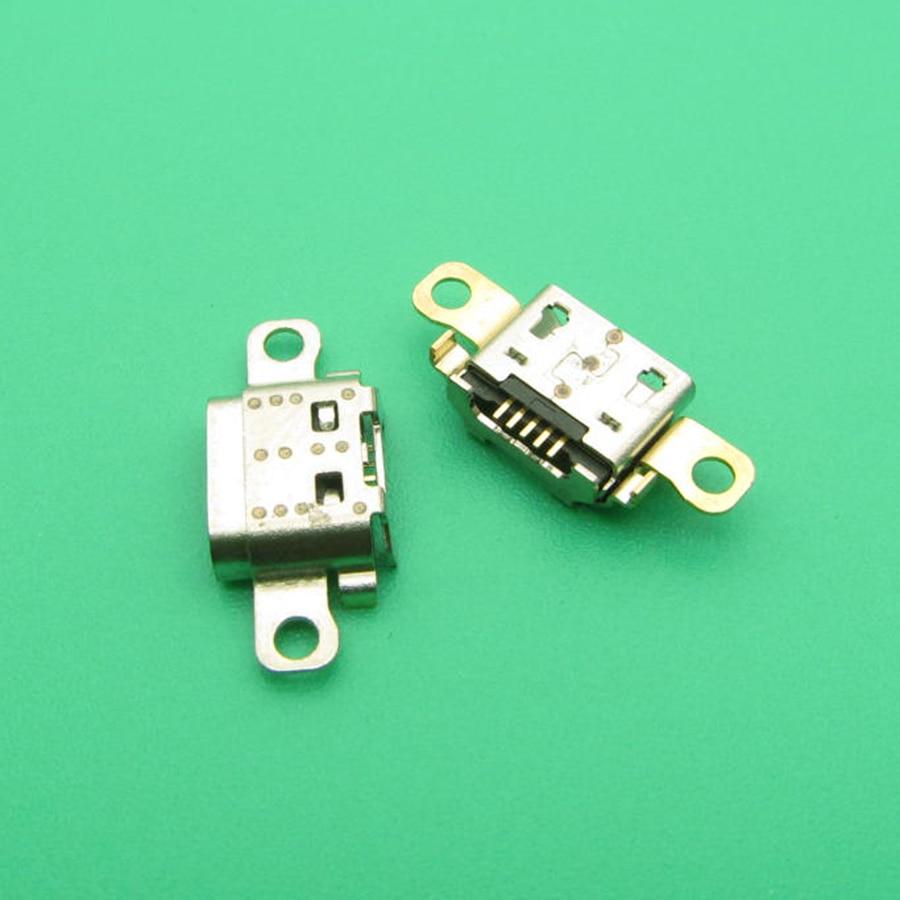 2pcs For Amazon Kindle Fire 7th Gen SR043KL 5 Pin Micro USB Charging Socket Port Connector Jack Power Dock Plug Repair Parts