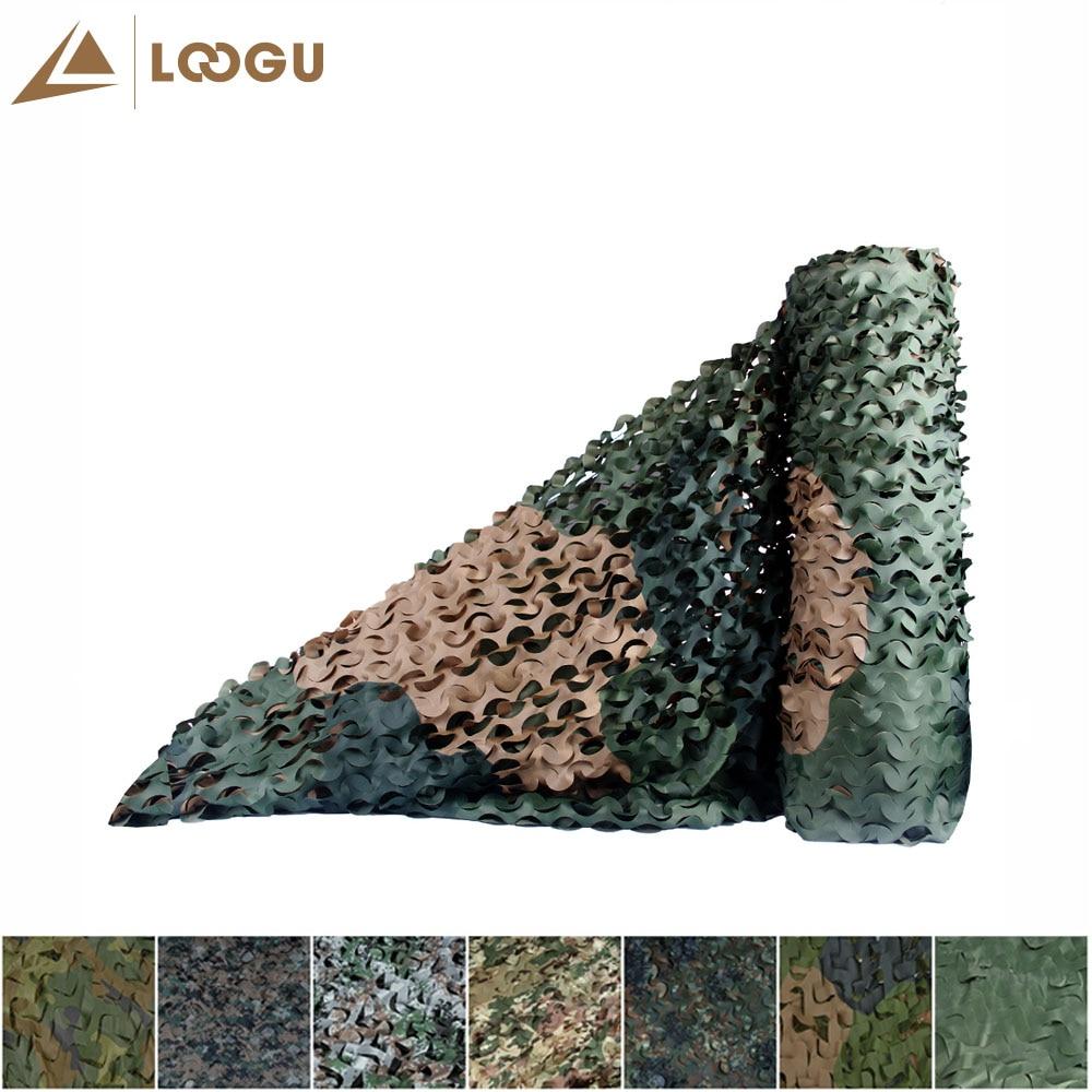 LOOGU E 1.5M * 4M वुडलैंड जंगल शिकार - कैम्पिंग और लंबी पैदल यात्रा