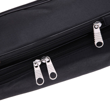 MSOR-41Guitar Backpack Shoulder Straps Pockets 8mm Cotton Padded Gig Bag Case