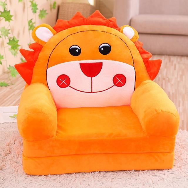 Children S Small Sofa Cartoon Seat Girl Boy Princess Baby Sofa