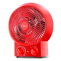 Midea 220V Warm Air Electromechanical Mini Fan Electric Heater Warm And Cold Can Be Used