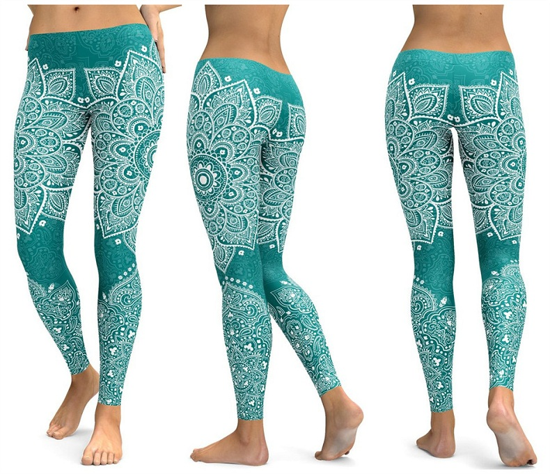 Yoga pants Women's leggings(4)