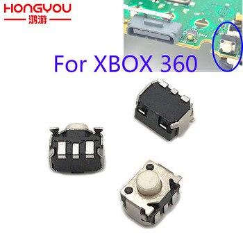 20 piezas pieza de sustitución de sincronización Bluetooth con botón de interruptor Original para el controlador inalámbrico Xbox360