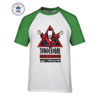 2017 Various Colors Funny Cotton Thunderdome Hardcore Printed Funny Cotton T Shirt For Men