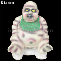 Halloween Horror Props Bloody Ghost Body Baby Haunted House Party Decoration Zombie Scary Baby Props for Bar KTV Toys