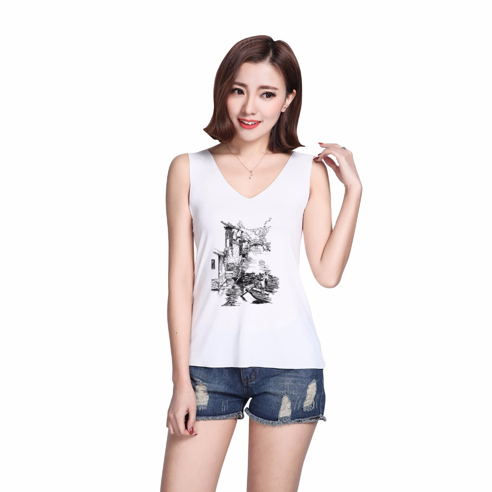 push up sleeveless tank Summer couple sport coat running alibaba golf tees down vest sport sublimation t-shirt womens yoga wear