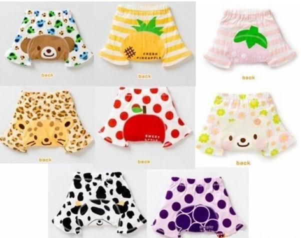 Free shipping CL3994 HOT Baby Boy Girl Children 100% Cotton 2pcs/ lot Summer Autumn Shorts pants 3-36 Months, S M L  Size