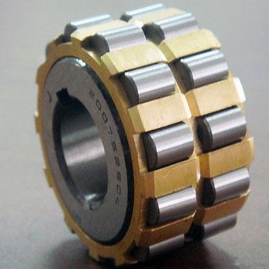 single row eccentric bearing  60917 brass cage single row eccentric bearing 617gsx