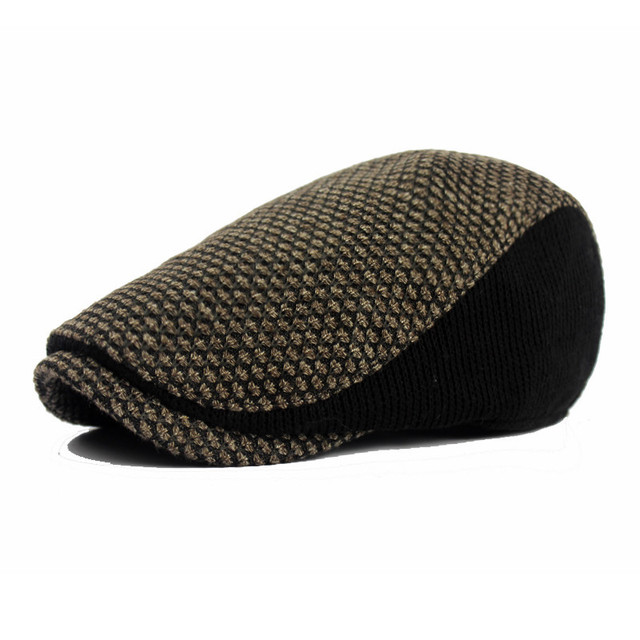 New Summer Men Women Vintage Beret Newsboy Flat Cabbie Causal Driving Hats  Boinas Breathable Cotton Cap 3a278b85469