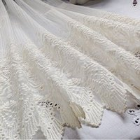 Luxury Brand Lace Embroidered Curtains,Designer Short Curtains For Kitchen,Elegant Chinese Curtains
