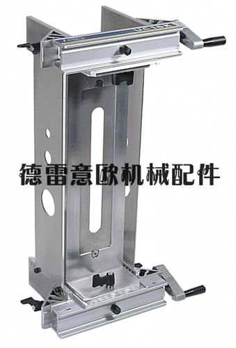 Small Woodworking Equipment For Processing Door Lock Mortise Template VirutexUC16K