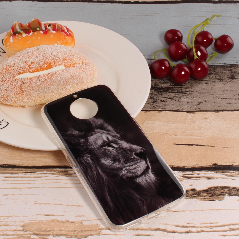Lovey Мультфильм телефона чехол для Motorola <font><b>Moto</b></font> E4 E 4 G5s G 5S плюс X4 <font><b>X</b></font> 4 Капа мульти мягкий гель TPU кожи защитный чехол Тигр Сова
