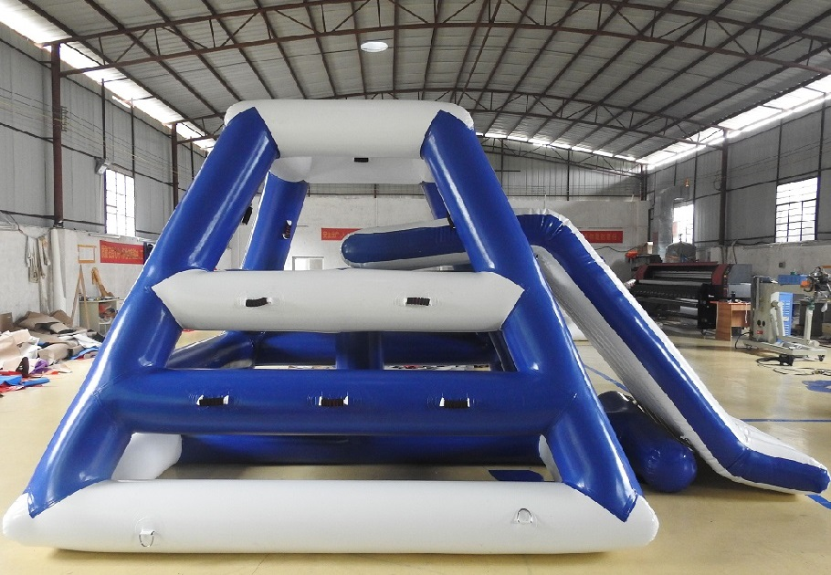 Inflatable Aqua Play Water Slide