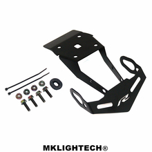 MKLIGHTECH For YAMAHA YZF R15 V3.0 V3 VVA 2018 Motorcycle Rear License Plate Tailstock Bracket Modification