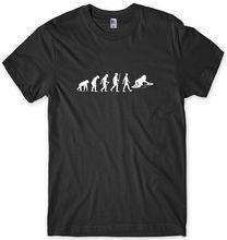 Evolution Of A DJ Mens Funny Unisex T-Shirt Harajuku Tops Fashion Classic Unique t-Shirt gift free shipping цены
