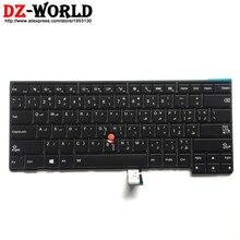 Neue/Orig ARA Arabisch Beleuchtete Tastatur für Thinkpad T440 T440S T431S T440P T450 T450S T460 Hintergrundbeleuchtung 01AX315 04X0106 04X0144