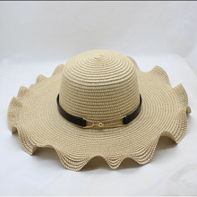 SUOGRY Summer Hat for Women Panama Straw Beach Travel Sun