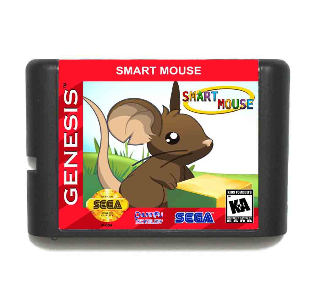 4403947aedc Smart Mouse 16 bit MD Game Card With Retail Box For Sega Megadrive/Genesis-in  Memory Cards from Consumer Electronics on Aliexpress.com   Alibaba Group