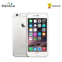 Разблокированный мобильный телефон Apple iPhone 6 Plus 16 Гб 64 Гб 128 ГБ 5,5 экран IOS 3g WCDMA 4G LTE 8MP камера