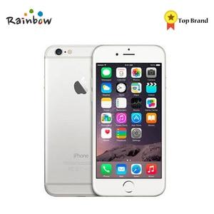 Unlocked Original Apple iPhone 6 Plus 16GB 64GB 128GB 5.5 Screen IOS 3G WCDMA 4G LTE 8MP Camera Mobile Phone