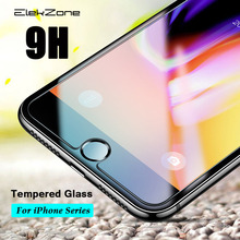 Protective tempered glass for iphone 6 7 X 6s 8 plus XS max XR x screen protector MAX