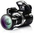 Free Shipping Digital Camera Polo SLR Camera Appearance Max 16mp 8X Digital Zoom Video Camera HD Camcoder