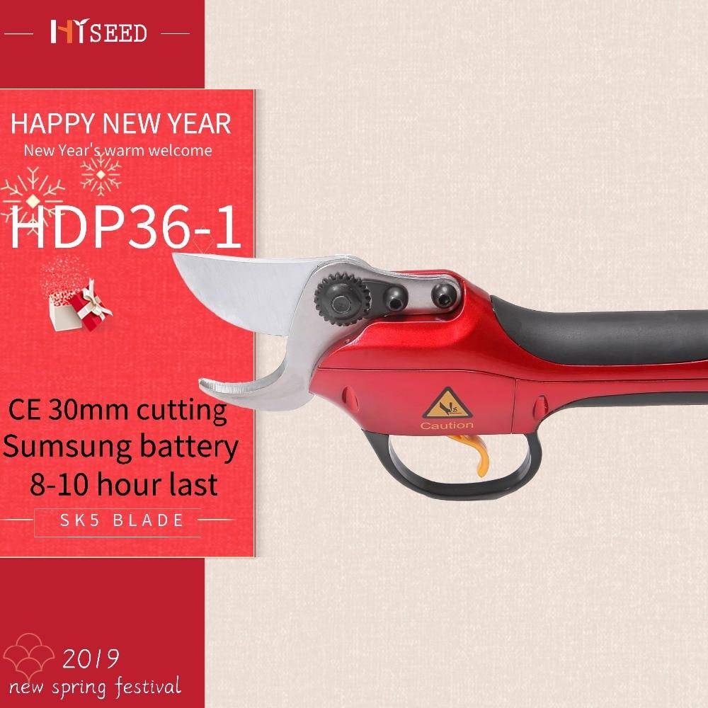 HDP 36-1 sécateur électrique (outil complet ensemble de sécateurs pour jardin et vergers)