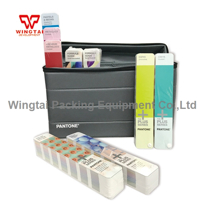 New 9 Books Pantone Plus Series Color Chart GPG304N Portable Guide Studio Color Guide Set 4 books set pantone color book specifier and tpg may tear pantone color guide fhip230n
