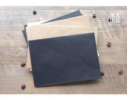 5 шт. Ретро простая бумага открытка конверт 16,2*11,4 см конверты для приглашений kraft бумага sobres