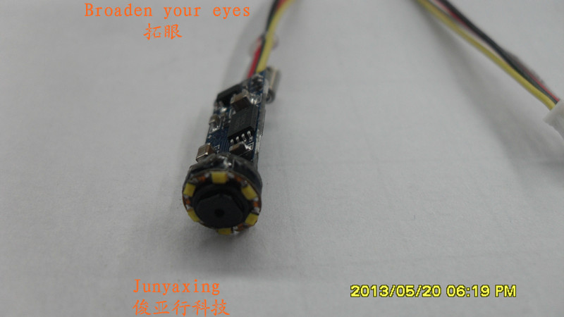 AV 450,000 pixels HD video-out ,7mm Diameter CCTV AV endoscope module av 7mm 300 000pixels endoscope module page 9