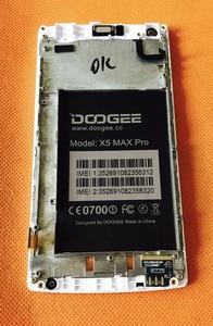 Image 3 - Usato Originale LCD Screen Display + Touch Screen + Frame per Doogee X5 Max pro MTK6737 Quad Core Spedizione gratuita