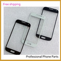 Original  For Samsung Galaxy S4 Mini i9190 i9195 i9192 Front Glass Lens +Ahensive +Tools , Free Shipping