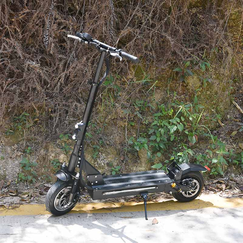 55km H Fast Electric Scooter 1000w Foldable Powerful Adult