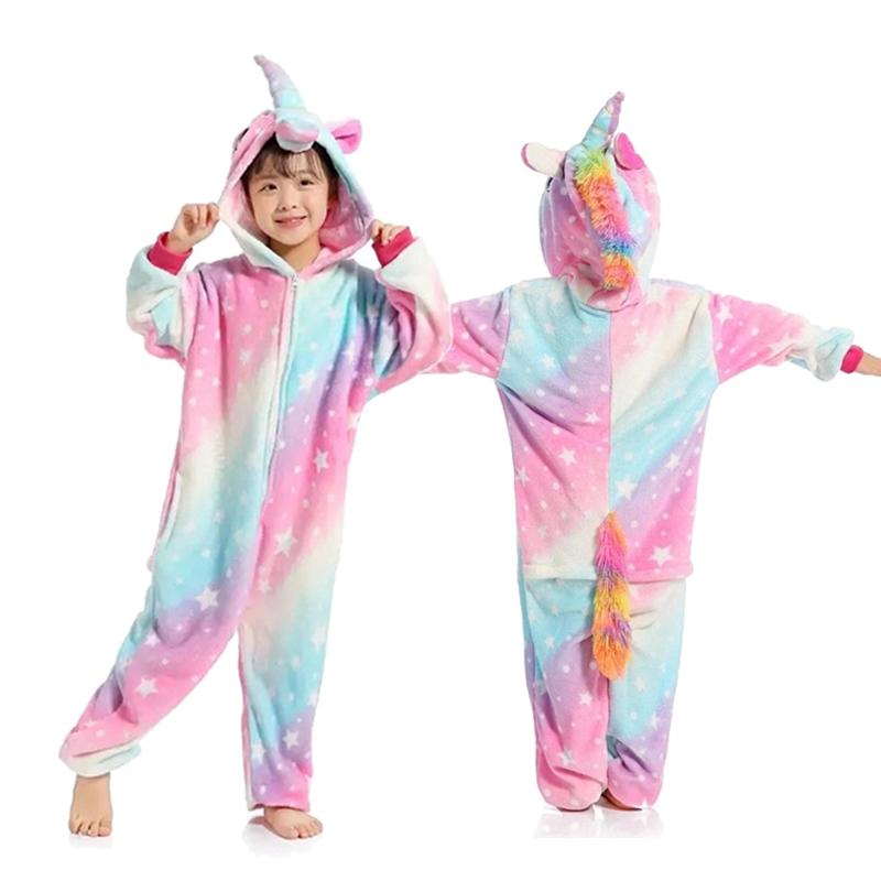 pijama unicornio niño