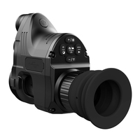 Upgraded PARD NV007 200m Infrared Optic Telescope Hunting Night Vision Set Sight Digital IR Monocular Rifle scope day and night