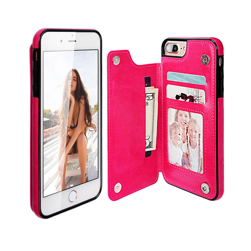 PU Leather Flip Wallet Case for iPhone 11/11 Pro/11 Pro Max 12