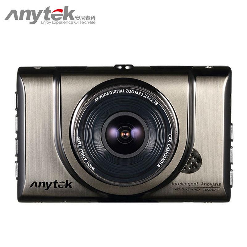 original Anytek A100 car dvr novatek 96650 auto car camera 1080P Full HD dash cam video recorder registrar avtoregistrator