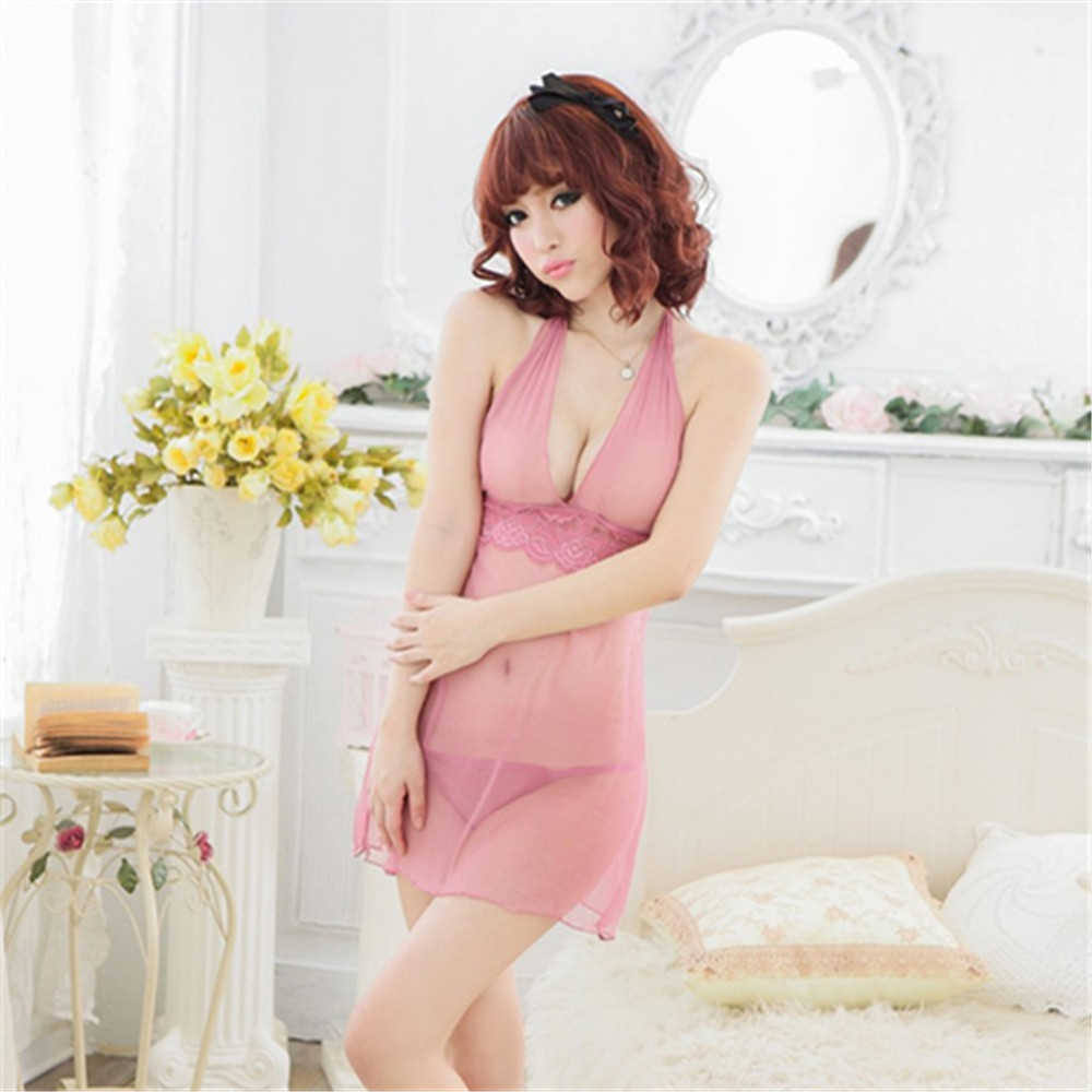 Night gown porno with you