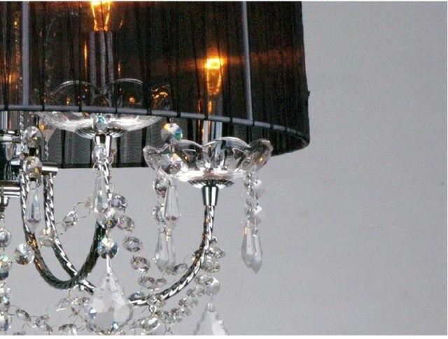 Hängelampe Kronleuchter Kristall ~ Online shop luxus kristall kronleuchter licht runde farbe
