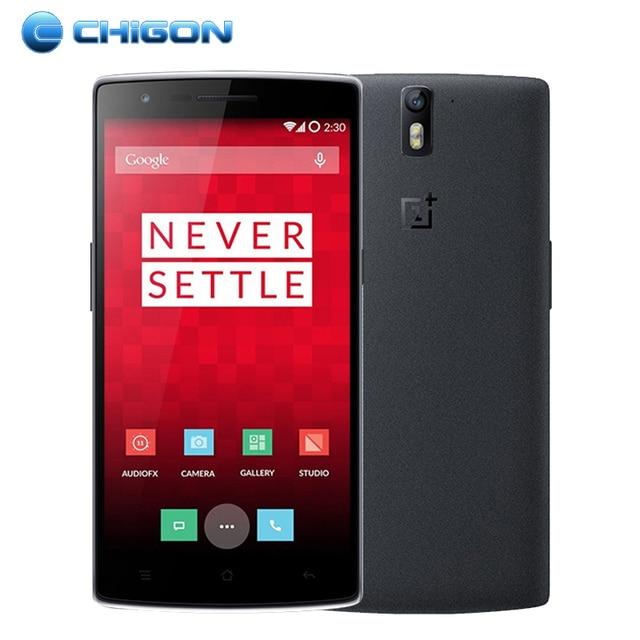 Original Oneplus One 64GB One plus one 64GB 4G FDD LTE