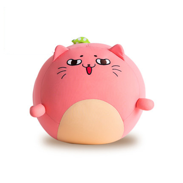 fb5e4b359a19 Toy Funny Stuffed Plush Animals Large Toys For Cats Girls Soft Kitty  Knuffel Dora Stuffed Toys Cotton 504196