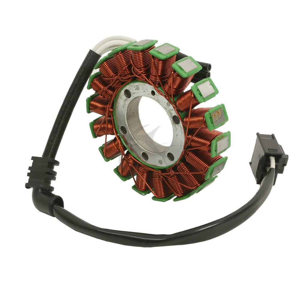 Motorcycle Stator Coil For YAMAHA YZF R6 06-14 07 08 09 10 11 Generator Magneto ATV new stator coil for yamaha yfm550 yfm700 grizzly 2009 2014 10 11 12 13 generator