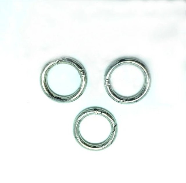 1 Inch ( Inner 25mm) Spring Gate O ring ,Supply Gunmetal and Silver-in Bag Parts & Accessories from Luggage & Bags on Aliexpress.com | Alibaba Group