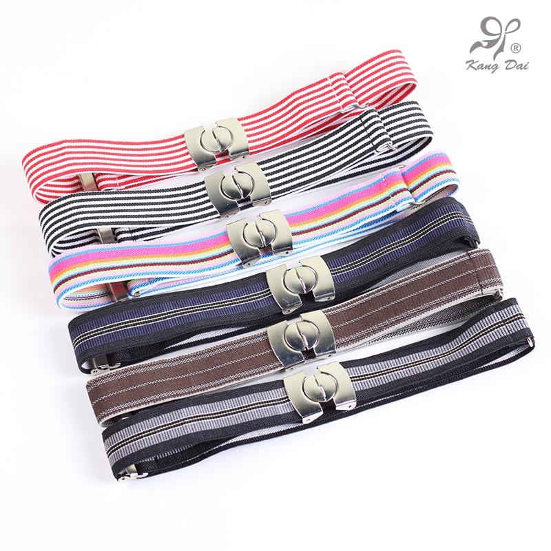c8e9ff5c2c4a Kangda top high quality stripe elastic adjustable belts for  childrenboysgirls and elastic waistband for janespants, beltsKS