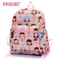 cartoon leisure children school bags for girls boys mochilas infantil de personagem 2017 kids bag baby backpack kindergarten