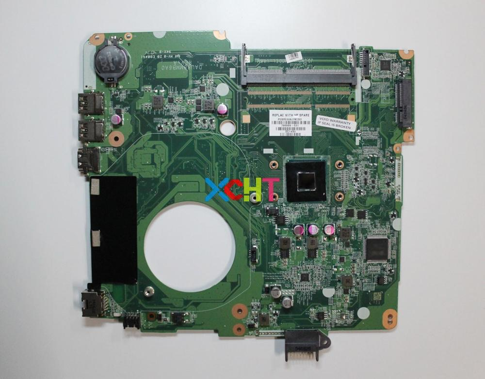XCHT for HP 15 15-F133WM 786899-501 786899-001 DAU88MMB6A0 UMA N2840 Laptop Motherboard Mainboard Tested & working perfectXCHT for HP 15 15-F133WM 786899-501 786899-001 DAU88MMB6A0 UMA N2840 Laptop Motherboard Mainboard Tested & working perfect