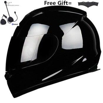 Motorcycle Intercom Helmet Headset Helmet Interphone Bluetooth Stereo music/audio functions (phone / MP3 / GPS using A2DP BT